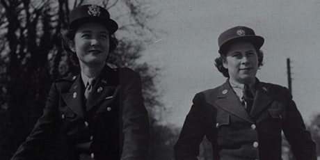 WWII East Anglia: American women at war tickets