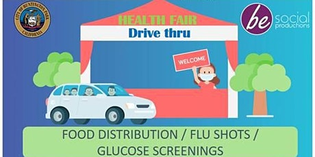 UNIVISION Health Fair / Drive through tickets
