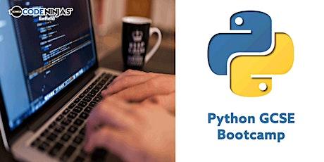 Python GCSE Bootcamp tickets