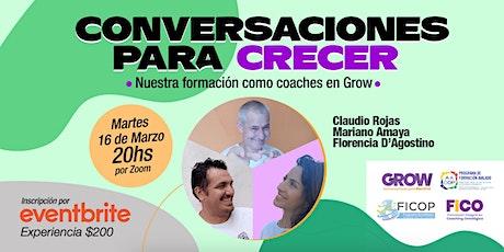 Conversaciones Para Crecer. Experiencia sobre coaching ontológico entradas
