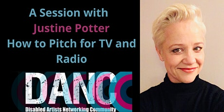A Session with Justine Potter - Pitching for TV tickets