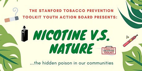 Nicotine vs Nature- the Hidden Poison in our Communities tickets