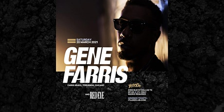 Gene Farris at It'll Do Club tickets