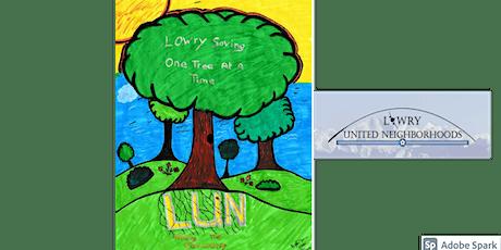 Lowry United Neighborhoods (LUN) Focus On Sustainability tickets
