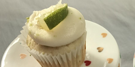 Annie's Signature Sweets Virtual Key lime  cupcakes baking class tickets
