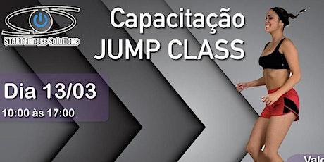 Capacitação JUMP CLASS ingressos