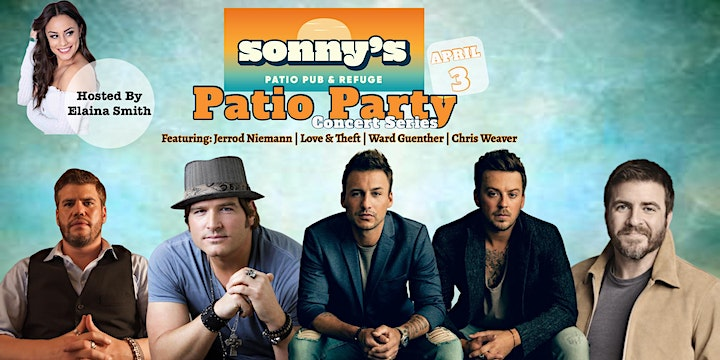 Sonny's Patio Party Concert Series image