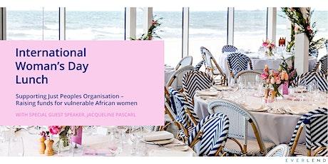 International Women's Day Lunch 2021 tickets