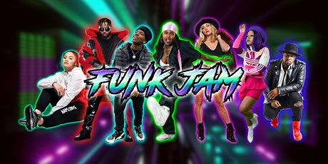 Funk Jam Dance Convention tickets
