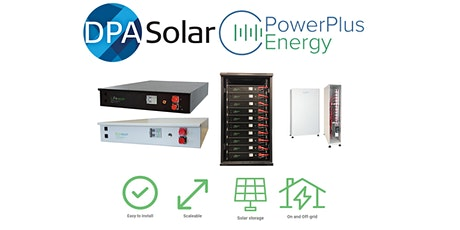 DPA Solar - PowerPlus Energy Trade Day tickets