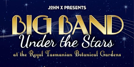 Big Band Under the Stars tickets