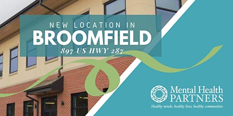 Join Us For A Virtual Meet & Greet: Broomfield Grand Opening 2021 tickets