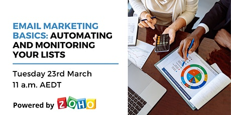 Educational webinar: Automating and Monitoring Your Campaigns tickets