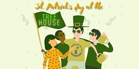 St. Patrick's Day in the Treehouse (PM Session) tickets