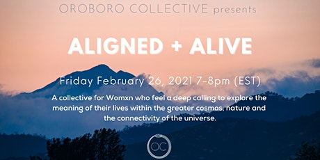 Oroboro Collective Presents: Aligned + Alive tickets