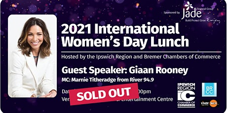 International Women's Day Lunch tickets