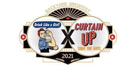 DLG X Curtain Up Backyard Brewfest (Rising Storm Brewing- Rochester) tickets