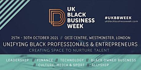 Black Finance Talks tickets