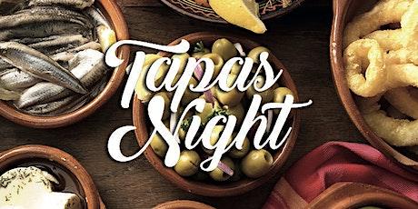 Tapas Night at Ambler tickets