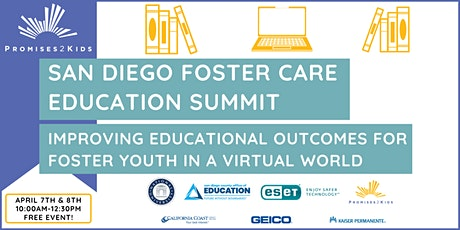 San Diego Foster Care Education Summit tickets