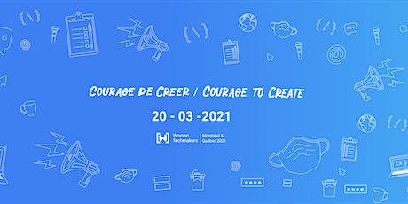 Women Techmakers Montréal & Québec  IWD 2021 - Digital tickets