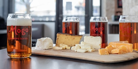 Mogo Beer and Cheese Pairing Workshop tickets