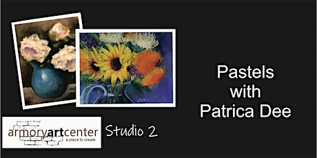 Pastels with Patricia tickets