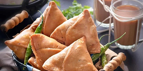 Unified Dating  Online Cookery Class: Bengali Samosa with Masala Chai tickets