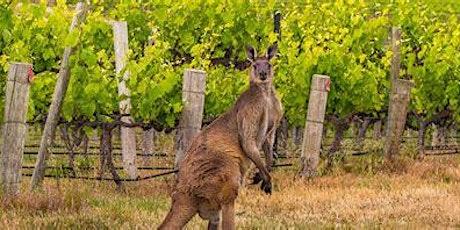 """Down Under Wines""  - Wines of Australia tickets"