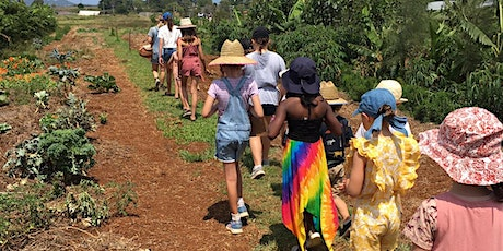 FARM KIDS SCHOOL HOLIDAYS - Veggies YUM!! Workshop tickets