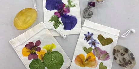 Bloom Soap Making & Eco Dyeing tickets