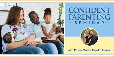 Confident Parenting tickets