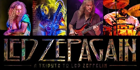 Led Zeppelin Tribute by Led Zepagain - The Canyon Agoura Hills tickets