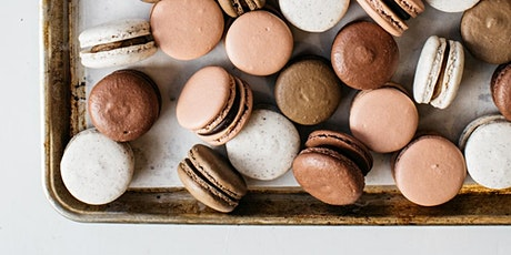 French Macarons - Tips & Techniques Virtual Baking Class tickets