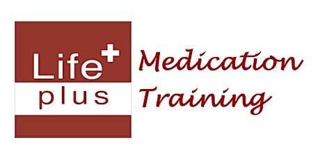 Medication Training - Tauranga tickets