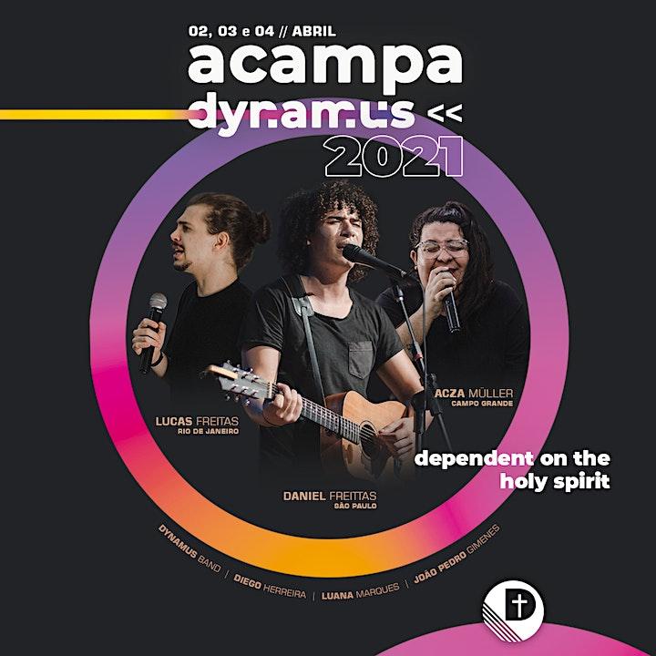 Imagem do evento ACAMPA DYNAMUS 21