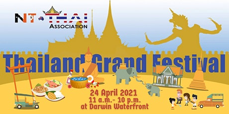 Thailand Grand Festival 2021 tickets