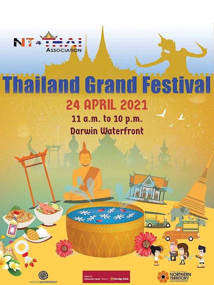 Thailand Grand Festival 2021 image