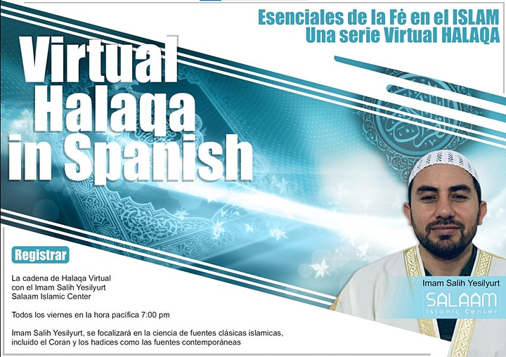 Virtual Spanish Halaqa image