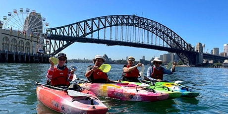 North Sydney Kayak and Clean Up tickets