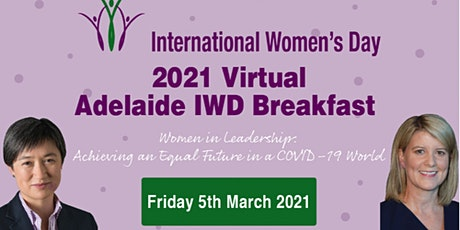 Adelaide International Women's Day Breakfast: Tonsley Viewing Party tickets