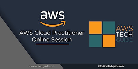AWS  Cloud Practitioner  Certification Guidance session tickets