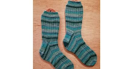 One Planet Market workshops - Sock Knitting: the basics tickets