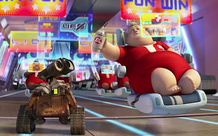 Starlite Drive In Movies - WALL-E image