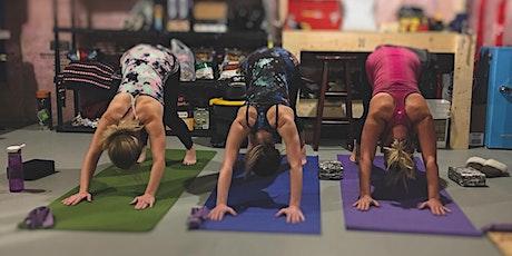 Thursday Evening Yoga (4 classes) tickets