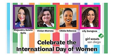 International Day of Women! / Día Internacional de la Mujer entradas