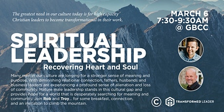 Spiritual Leadership Men's Event tickets