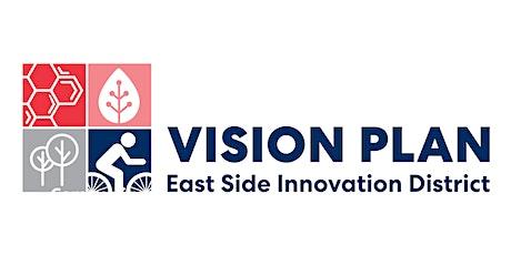 San Carlos East Side Innovation District Vision Plan Workshop 1 tickets