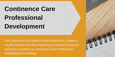 Continence the BASICS - Presented with the Continence Foundation Australia tickets
