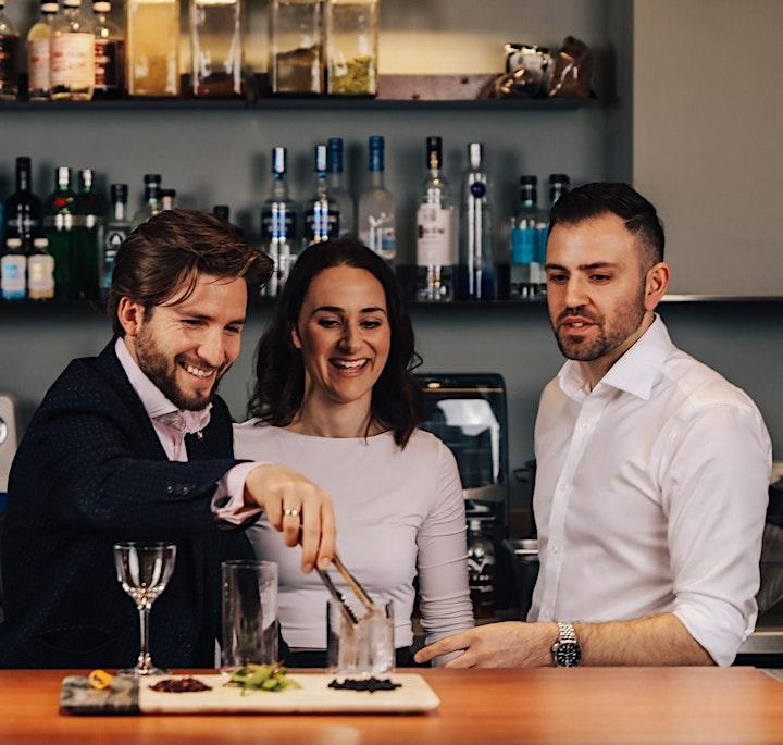 Brunswick Aces - Non-Alcoholic Distillery Tour & Cocktail Class image
